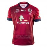 Queensland Reds Rugby Shirt 2018 Red