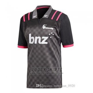 Crusaders Rugby Shirt 2018-19 Training