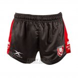 Gloucester Rugby Shirt 2019 Home Shorts