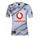 New Zealand Warriors Rugby Shirt 2019 Indigenous