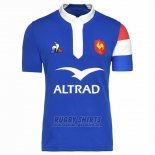 France Rugby Shirt 2018-19 Blue