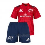 Kid's Kit Munster Rugby Shirt 2018-2019 Home
