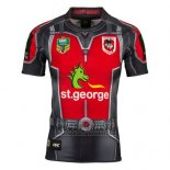 St George Illawarra Dragons Ant Man Marvel Rugby Shirt 2017 Gray