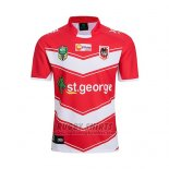 St George Illawarra Dragons Rugby Shirt 2018-19 Away