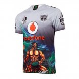 New Zealand Warriors Rugby Shirt 2018 Indigenous