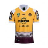 Brisbane Broncos Rugby Shirt 2018-19 Commemorative