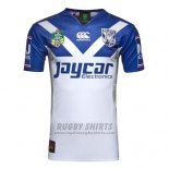 Canterbury Bankstown Bulldogs Rugby Shirt 2016 Home