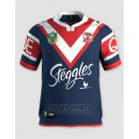 Sydney Roosters Rugby Shirt 2017 Home