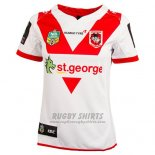 St George Illawarra Dragons Rugby Shirt 2016 Home