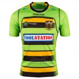 Northampton Saints Rugby Shirt 2018 Away
