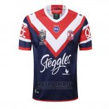 Sydney Roosters Rugby Shirt 2018 Commemorative