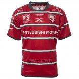 Gloucester Rugby Shirt 2019 Home