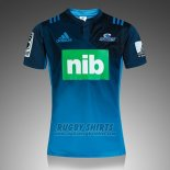 Blues Rugby Shirt 2016 Home