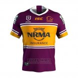 Brisbane Broncos Rugby Shirt 2019 Home