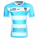 Argentina Rugby Shirt 2016 Home