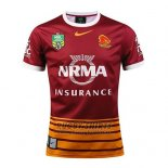 Brisbane Broncos Rugby Shirt 2016 Home