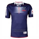 Melbourne Rebels Rugby Shirt 2018 Home