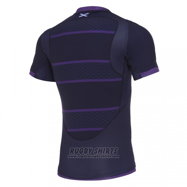 Scotland 7s Rugby Shirt 2018 Home