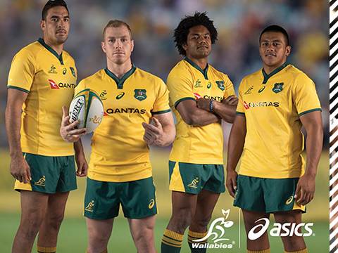 Australia Rugby Shirts Sale