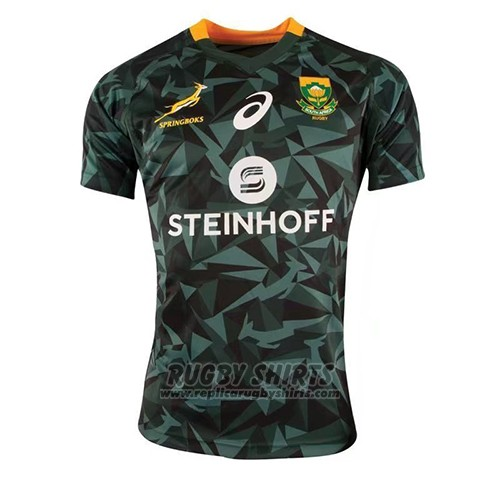 South Africa 7s Rugby Shirt 2018-19 Home