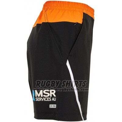 Wests Tigers Rugby Shirt 2018 Training Shorts