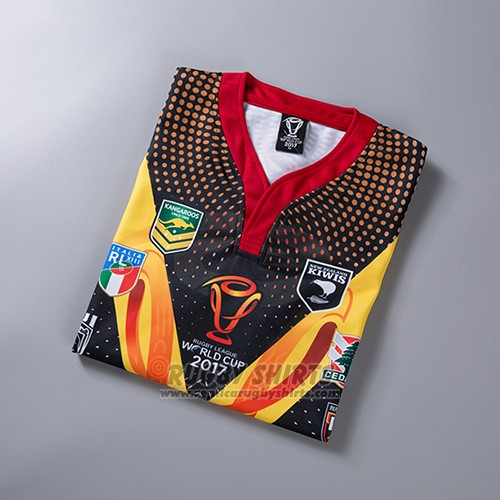 Rugby Shirt RLWC 2017 Commemorative Home