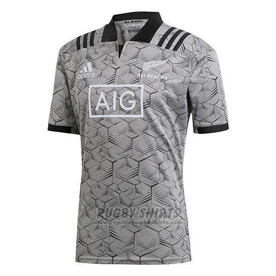 super popular ae876 aea4f New Zealand Maori All Blacks Rugby Shirt 2018-19 Home