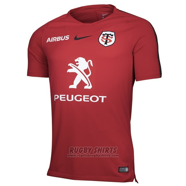 Stade Toulousain Rugby Shirt 2018-2019 Training
